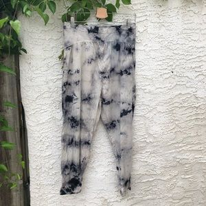 Ecote tie dye woven pants